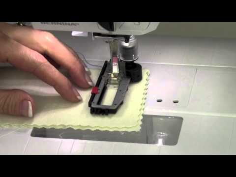Bernina 330 14  Buttonholes
