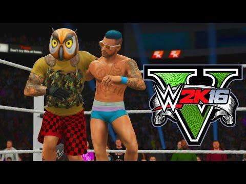 FARGAN Y YO NOS PELEAMOS EN LA WWE !!! WWE 2K16 | MrWikky92