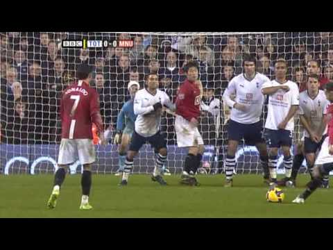 Heurelho Gomes Save VS Manchester United