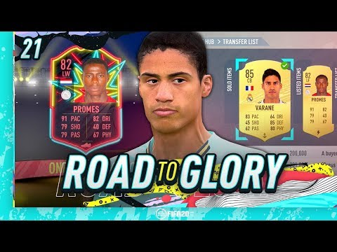 FIFA 20 ROAD TO GLORY #21 - I SOLD HIM!!