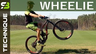 Yup! You'll Learn How to Wheelie In 7 Days! Step By Step Tutorial