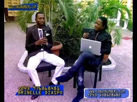 Congonumber1 reçoit Brunel de la Diaspora