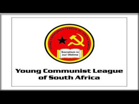 President Zuma addressing the YCL Congress