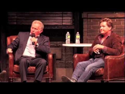 Martin Sheen on President Barlett The West Wing