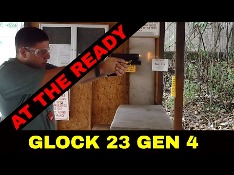 Glock 23 Gen 4 .40S&W REVIEW / SHOOTING / UPDATE