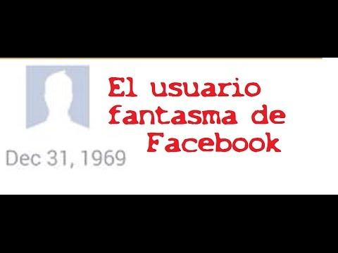 El supuesto usuario fantasma de Facebook