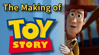 The Making of Toy Story  - (1995)
