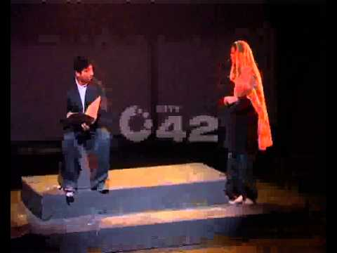Ajoka Theater Manto Play Kon Hai Yea Gustakh Presents Alhamra Pkg By Zain Madni City42