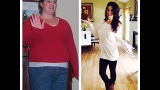 WATCH ME MELT!! 95lbs Weight loss Before/After Slideshow