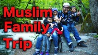 Muslim Family Trip in Japan #Aomori #Akita