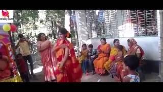 Bangla village wedding dance