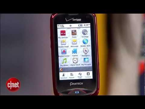 Manual for verizon pantech phone