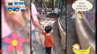 Bé yêu đi vườn bách thú thăm con vật ♡ Nhạc thiếu nhi vui nhộn ♡ Phuong Chi Tivi