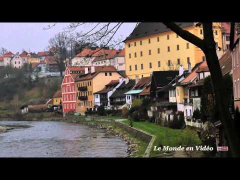 Cesky Krumlov -CZECHIA - UNESCO World Heritage Site (Ultra 4K)