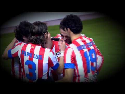 gol koke (atletico de madrid) Liga BBVA