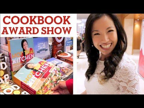 Cookbook Award & Why I Wrote the Book  Toronto VLOG