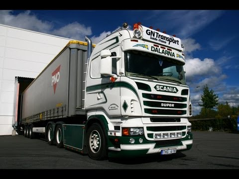 Scania R560 \8/ Sound NF Transport