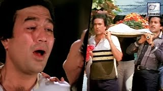Rajesh Khanna Wanted To Change Climax | Souten Movie |