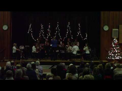 FPGS 2009 - 1.The Barber of Seville - The Senior Orchestra.MOV