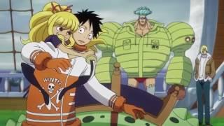 Phản ứng của băng mũ rơm khi Luffy bị bắt cóc