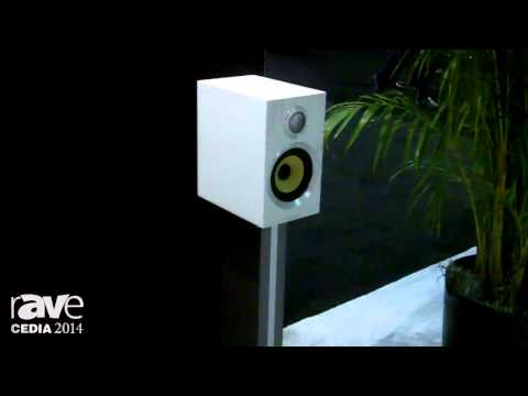 CEDIA 2014: Bowers and Wilkins Reveals the CM6 S2 Tweeter