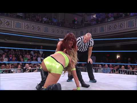 Madison Rayne vs. Brittany (July 17, 2014)