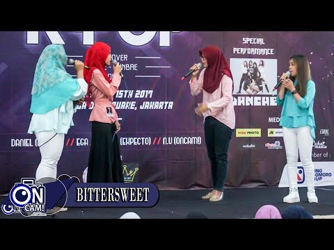 [HD LIVE] 171015 BITTERSWEET | SING COVER @ ONCAM! DARE TO DANCE KPOP streaming vf