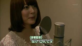 Behind The Scenes Voice Acting With Hanazawa Kana Stein 39 S Gate Potastic Fansubs