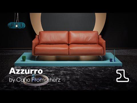Leolux | Azzurro by Cuno Frommherz