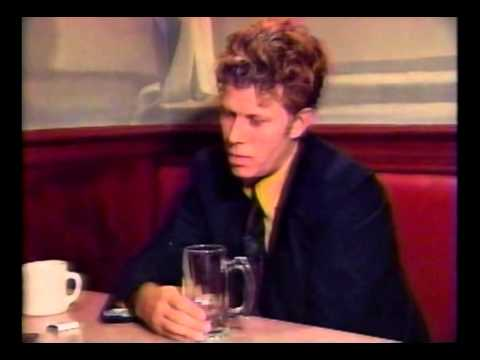 Tom Waits under the 120 X-ray (1988)
