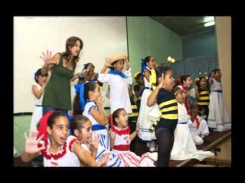 El grupo infantil cubano