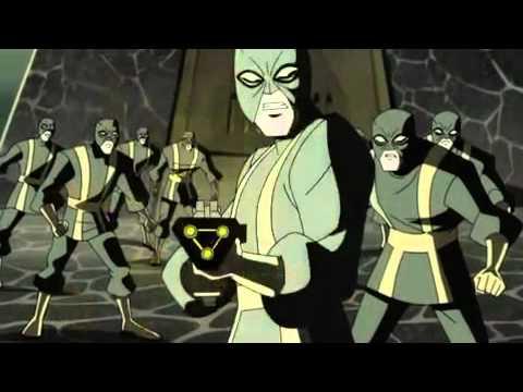 Los vengadores Los heroes mas poderosos del planeta episodio 4 parte 1