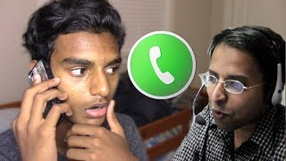 MY EMAIL GOT HACKED!! - Indian Scammer Prank Call