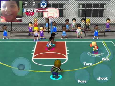 Replay from Street Basketball Association!