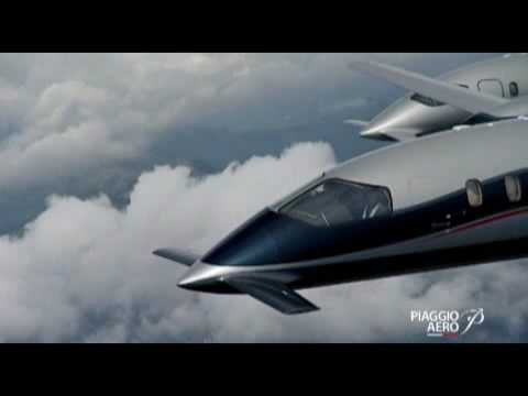 Piaggio Aero The Ferrari of the sky