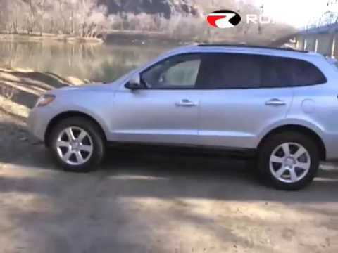 Roadfly.com - 2007 Hyundai Santa Fe Limited Car Review