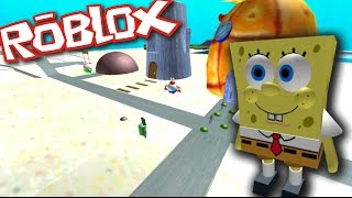 Roblox SPONGEBOB OBBY / BECOME SPONGEBOB SQUAREPANTS!! Roblox