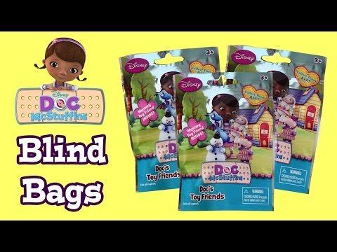 DOC MCSTUFFINS - Blind Bag Opening