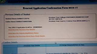 download lagu Scholarship Process Renewal Application Telangana State E Pass In gratis