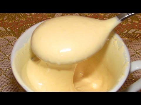 Как приготовить гоголь-моголь - видео
