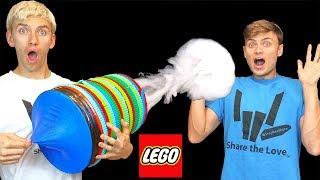 LEGO FOG CANNON!!