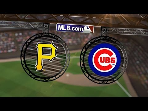 4/9/14: Cubs flex their muscles in win vs. Pirates