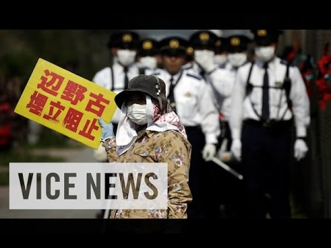 VICE News Daily: Drama in Okinawa Over Relocation of U.S. Base