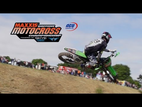FOXHILLS - Maxxis British Motocross Championship powered by Skye Energy Drink