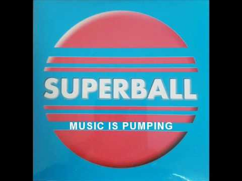 SUPERBALL feat Aurore - The Music is Pumping (Original Mix 2004)