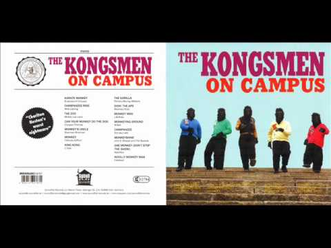 The Kongsmen - Karate Monkey