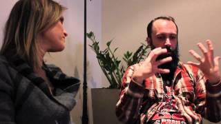 CLUTCH Interview in London