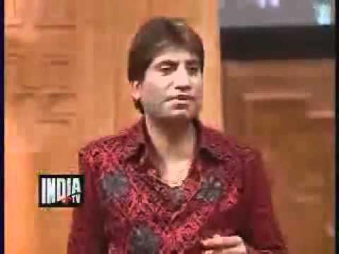 Raju Shrivastav - Lalu Prasad Superman video