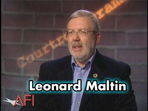 Leonard Maltin On IN COLD BLOOD