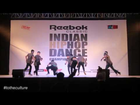 I AM HIP-HOP Crew 1st Place | Indian Hip-Hop Dance Championship | HHI INDIA